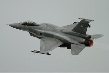 4055 - Poland - Air Force Lockheed Martin F-16C block 52+ Jastrząb