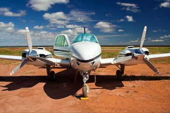 PT-OTK - Private Beechcraft 58 Baron