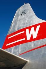 N240HH - Western Airlines Convair CV-240
