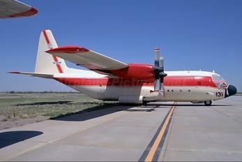 N131HP - International Air Response Lockheed C-130A Hercules