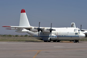 N118TG - Arizona International Air Response Lockheed C-130A Hercules
