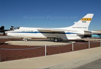 802 - NASA Vought F-8C Crusader