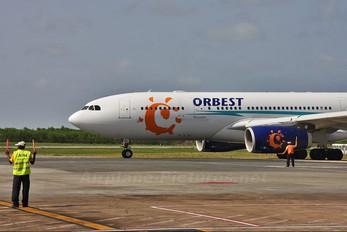 CS-TRA - Orbest Airbus A330-200