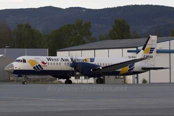 SE-MAF - West Air Europe British Aerospace ATP