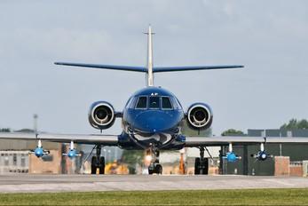 G-FRAP - Cobham Leasing Dassault Falcon 20