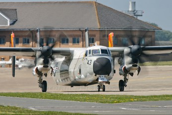 162154 - USA - Navy Grumman C-2 Greyhound
