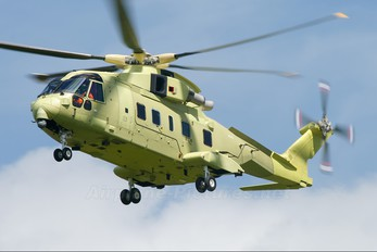 ZR335 - Saudi Arabia - Air Force Agusta Westland AW101 640 Merlin (Saudi)