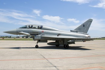 MM55031 - Italy - Air Force Eurofighter Typhoon T