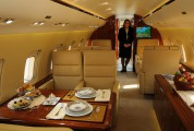 C-FUQY - Bombardier Canadair CL-600 Challenger 850 aircraft