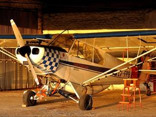 LV-FPB - Private Piper L-18 Super Cub