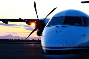 N417QX - Horizon Air de Havilland Canada DHC-8-400Q / Bombardier Q400