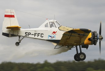 SP-FFC - Aerogryf PZL M-18 Dromader