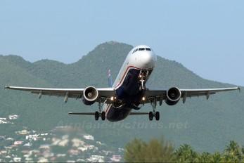 N176UW - US Airways Airbus A321