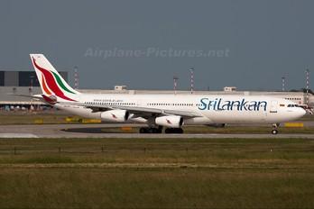4R-ADA - SriLankan Airlines Airbus A340-300