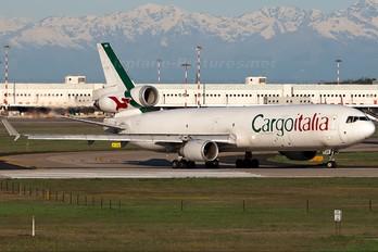EI-EMS - Cargo Italia McDonnell Douglas MD-11F