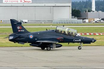 155211 - Canada - Air Force British Aerospace CT-155 Hawk