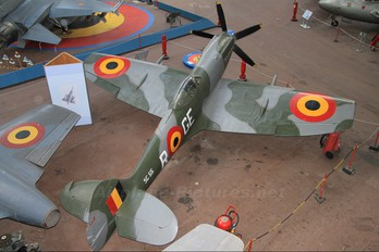 SG-55 - Belgium - Air Force Supermarine Spitfire FR.XIVe