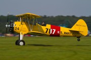 NC58756 - Private Boeing Stearman, Kaydet (all models) aircraft