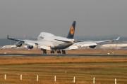 D-ABTK - Lufthansa Boeing 747-400 aircraft