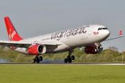 G-VSXY - Virgin Atlantic Airbus A330-300 aircraft