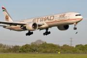 A6-ETE - Etihad Airways Boeing 777-300ER aircraft