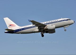 N745VJ - US Airways Airbus A319