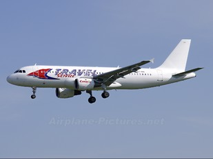 TS-INN - Travel Service Airbus A320