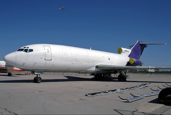 N115FE - Pima County Community College Aviation Technology  Boeing 727-100