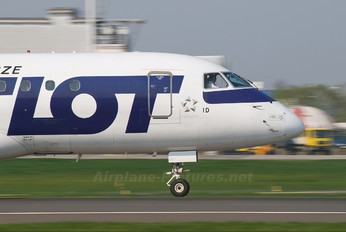 SP-LID - LOT - Polish Airlines Embraer ERJ-175 (170-200)