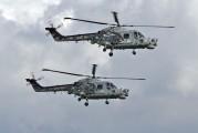 XZ692 - Royal Navy Westland Lynx HMA.8DSP aircraft