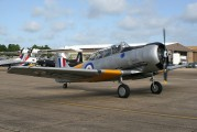 G-BJST - Private North American Harvard/Texan (AT-6, 16, SNJ series) aircraft