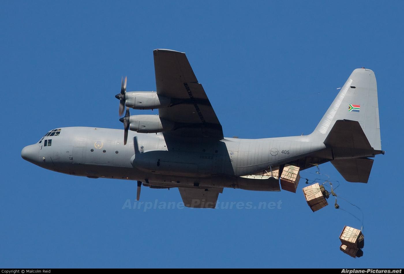 South Africa - Air Force 405 aircraft at Swartkops