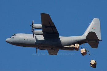 405 - South Africa - Air Force Lockheed C-130BZ Hercules