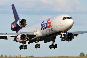 N527FE - FedEx Federal Express McDonnell Douglas MD-11F