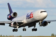 N527FE - FedEx Federal Express McDonnell Douglas MD-11F aircraft