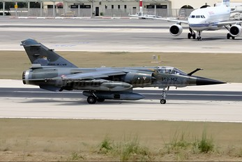 615 - France - Air Force Dassault Mirage F1CR