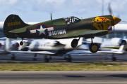 N401WH - Private Curtiss P-40K Warhawk aircraft