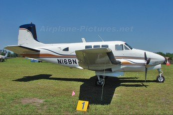 N16BN - Private Beechcraft U-8F Seminole
