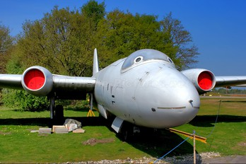 WH846 - Royal Air Force English Electric Canberra T. 4