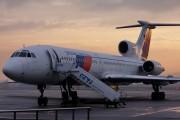 OM-BYR - Slovakia - Government Tupolev Tu-154M aircraft