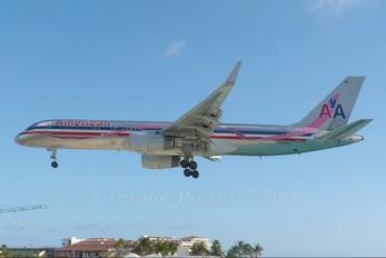 N664AA - American Airlines Boeing 757-200WL