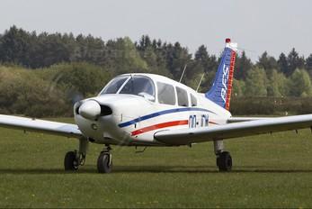 OO-JCM - Belgian Flight School Piper PA-28 Archer