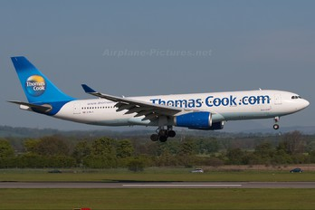 G-MLJL - Thomas Cook Airbus A330-200