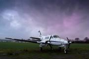 N70AA - Private Beechcraft 70 Queen Air aircraft