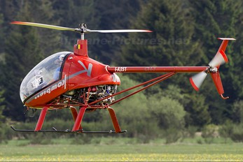 I-A351 - Private CH7 Heli-sport CH7 Kompress