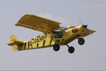 G-FAMH - Private Zenith - Zenair CH 701 STOL