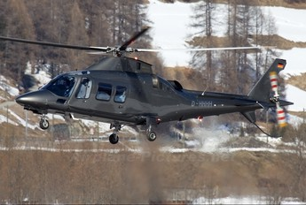D-HHHH - MHS Aviation Agusta / Agusta-Bell A 109S Grand