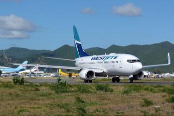 C-GWBF - WestJet Airlines Boeing 737-700
