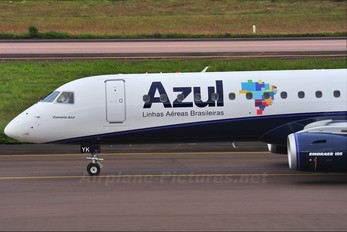 PR-AYK - Azul Linhas Aéreas Embraer ERJ-195 (190-200)