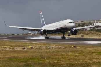 N202UW - US Airways Boeing 757-200